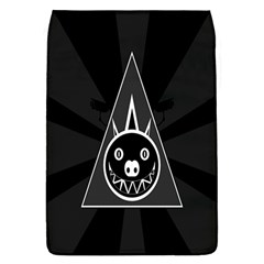 Abstract Pigs Triangle Flap Covers (l)  by Simbadda