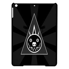 Abstract Pigs Triangle Ipad Air Hardshell Cases by Simbadda