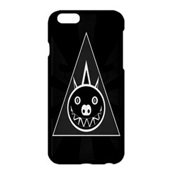 Abstract Pigs Triangle Apple Iphone 6 Plus/6s Plus Hardshell Case by Simbadda