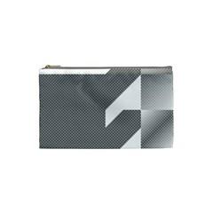 Gradient Base Cosmetic Bag (small)  by Simbadda