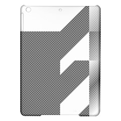 Gradient Base Ipad Air Hardshell Cases by Simbadda