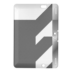 Gradient Base Kindle Fire Hdx 8 9  Hardshell Case by Simbadda