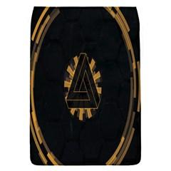 Geometry Interfaces Deus Ex Human Revolution Deus Ex Penrose Triangle Flap Covers (s)  by Simbadda