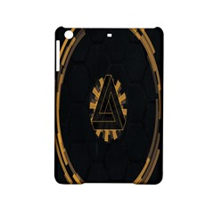 Geometry Interfaces Deus Ex Human Revolution Deus Ex Penrose Triangle Ipad Mini 2 Hardshell Cases by Simbadda
