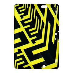 Pattern Abstract Kindle Fire Hdx 8 9  Hardshell Case by Simbadda