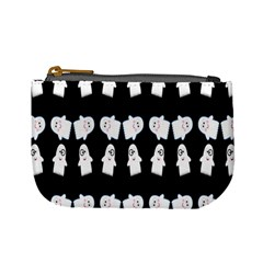 Cute Ghost Pattern Mini Coin Purses by Simbadda