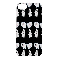 Cute Ghost Pattern Apple Iphone 5s/ Se Hardshell Case by Simbadda