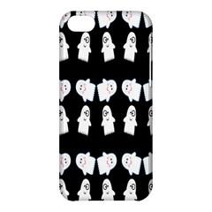 Cute Ghost Pattern Apple Iphone 5c Hardshell Case by Simbadda