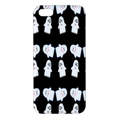 Cute Ghost Pattern Iphone 5s/ Se Premium Hardshell Case
