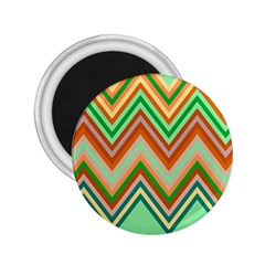 Chevron Wave Color Rainbow Triangle Waves 2 25  Magnets by Alisyart