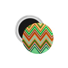 Chevron Wave Color Rainbow Triangle Waves 1 75  Magnets by Alisyart