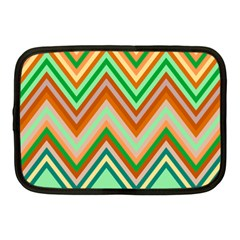 Chevron Wave Color Rainbow Triangle Waves Netbook Case (medium)  by Alisyart