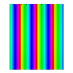 Rainbow Gradient Shower Curtain 60  X 72  (medium)  by Simbadda