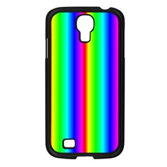 Rainbow Gradient Samsung Galaxy S4 I9500/ I9505 Case (black) by Simbadda
