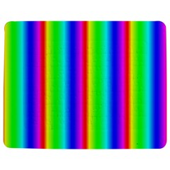 Rainbow Gradient Jigsaw Puzzle Photo Stand (rectangular) by Simbadda