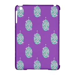 Disco Ball Wallpaper Retina Purple Light Apple Ipad Mini Hardshell Case (compatible With Smart Cover) by Alisyart