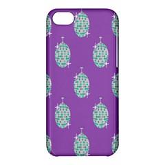 Disco Ball Wallpaper Retina Purple Light Apple Iphone 5c Hardshell Case by Alisyart