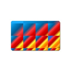 Gradient Map Filter Pack Table Magnet (name Card) by Simbadda