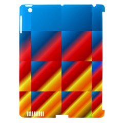 Gradient Map Filter Pack Table Apple Ipad 3/4 Hardshell Case (compatible With Smart Cover) by Simbadda
