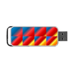 Gradient Map Filter Pack Table Portable Usb Flash (one Side) by Simbadda