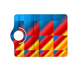 Gradient Map Filter Pack Table Kindle Fire Hd (2013) Flip 360 Case by Simbadda