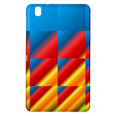 Gradient Map Filter Pack Table Samsung Galaxy Tab Pro 8 4 Hardshell Case by Simbadda