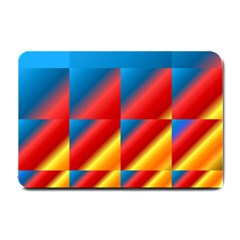 Gradient Map Filter Pack Table Small Doormat  by Simbadda