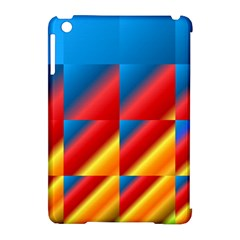 Gradient Map Filter Pack Table Apple Ipad Mini Hardshell Case (compatible With Smart Cover) by Simbadda