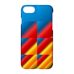 Gradient Map Filter Pack Table Apple Iphone 7 Hardshell Case by Simbadda