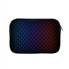 Hexagon Colorful Pattern Gradient Honeycombs Apple Macbook Pro 15  Zipper Case by Simbadda