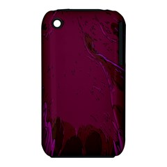 Abstract Purple Pattern Iphone 3s/3gs by Simbadda