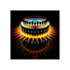 Abstract Led Lights Acrylic Tangram Puzzle (4  X 4 ) by Simbadda