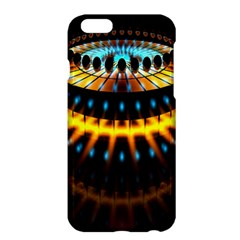 Abstract Led Lights Apple Iphone 6 Plus/6s Plus Hardshell Case by Simbadda