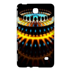 Abstract Led Lights Samsung Galaxy Tab 4 (7 ) Hardshell Case