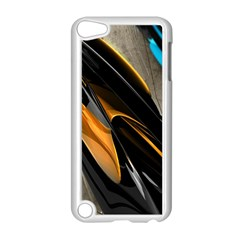Abstract 3d Apple Ipod Touch 5 Case (white) by Simbadda