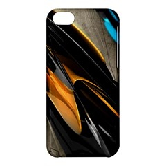 Abstract 3d Apple Iphone 5c Hardshell Case by Simbadda