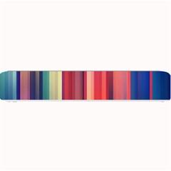 Texture Lines Vertical Lines Small Bar Mats by Simbadda