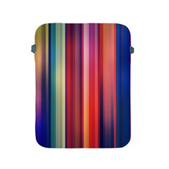 Texture Lines Vertical Lines Apple Ipad 2/3/4 Protective Soft Cases by Simbadda