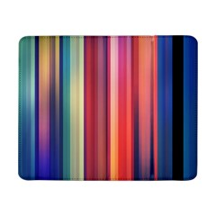 Texture Lines Vertical Lines Samsung Galaxy Tab Pro 8 4  Flip Case by Simbadda