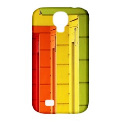 Abstract Minimalism Architecture Samsung Galaxy S4 Classic Hardshell Case (pc+silicone) by Simbadda