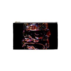 Hamburgers Digital Art Colorful Cosmetic Bag (small)  by Simbadda