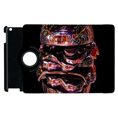 Hamburgers Digital Art Colorful Apple Ipad 2 Flip 360 Case by Simbadda