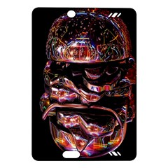 Hamburgers Digital Art Colorful Amazon Kindle Fire Hd (2013) Hardshell Case by Simbadda
