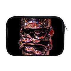 Hamburgers Digital Art Colorful Apple Macbook Pro 17  Zipper Case by Simbadda