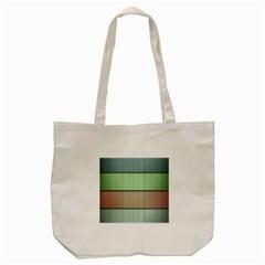 Lines Stripes Texture Colorful Tote Bag (cream) by Simbadda