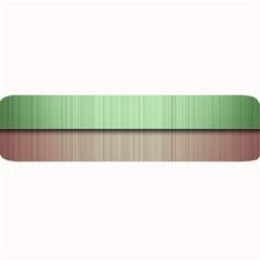 Lines Stripes Texture Colorful Large Bar Mats by Simbadda