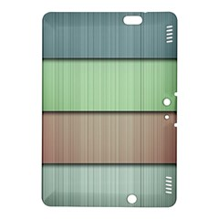 Lines Stripes Texture Colorful Kindle Fire Hdx 8 9  Hardshell Case by Simbadda