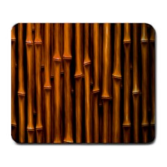 Abstract Bamboo Large Mousepads by Simbadda