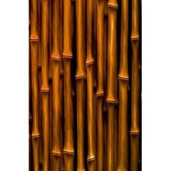 Abstract Bamboo 5 5  X 8 5  Notebooks by Simbadda