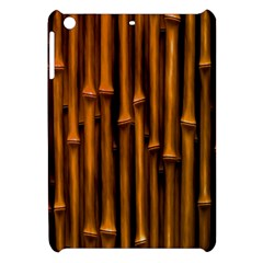 Abstract Bamboo Apple iPad Mini Hardshell Case